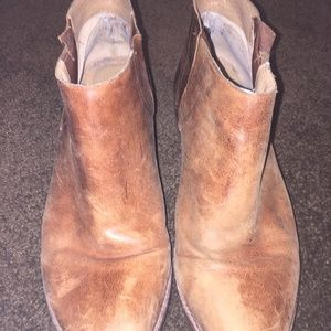 Matisse brown leather boots
